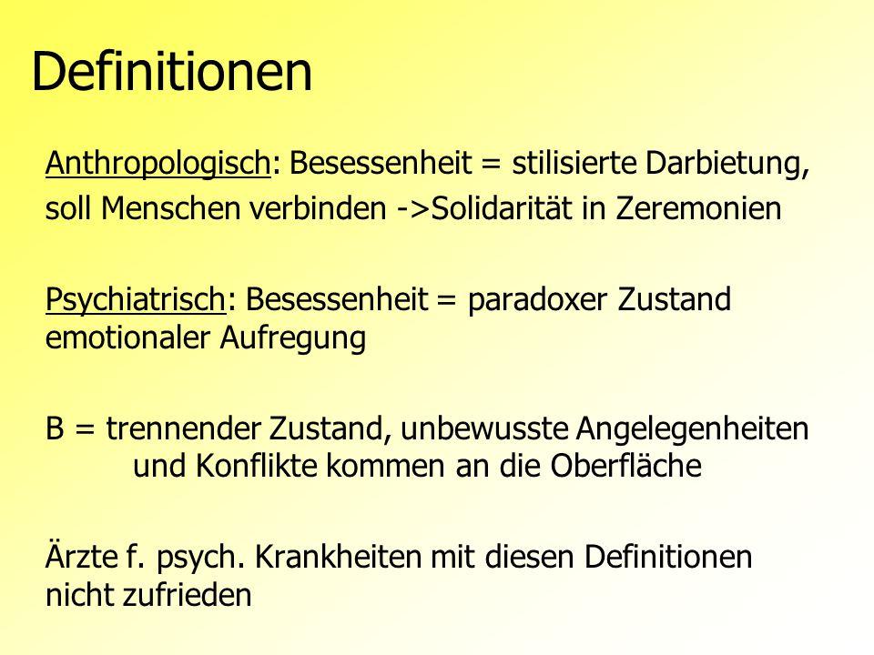 B-Syndrom u.psych.