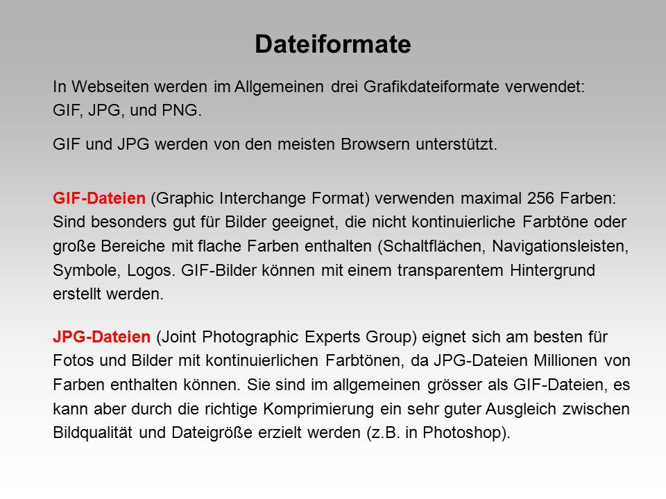 Farbvariationen Menüleiste Bild Einstellen Variationen Für eine einfache, schnelle Farbkorrektur, Helligkeit, Farbsättigung etc....