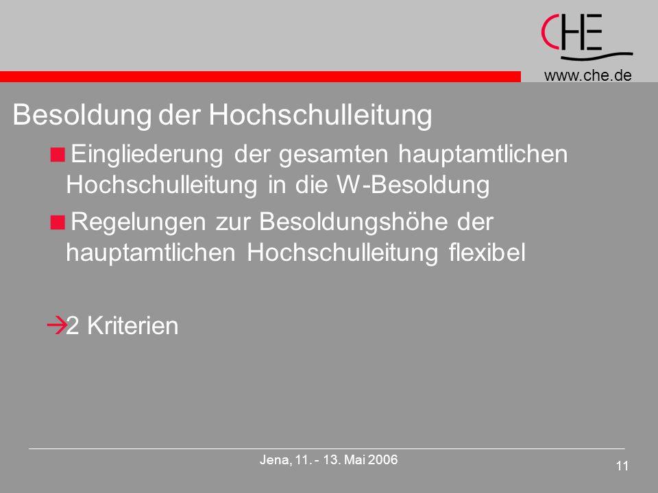 www.che.de 11 Jena, 11. - 13.