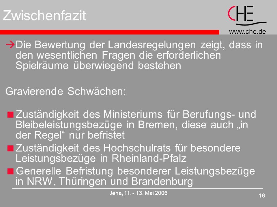 www.che.de 16 Jena, 11. - 13.