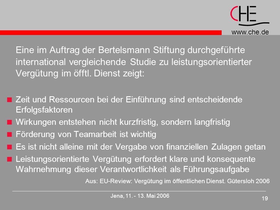 www.che.de 19 Jena, 11. - 13.