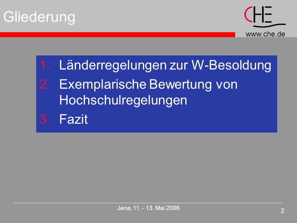www.che.de 2 Jena, 11. - 13.