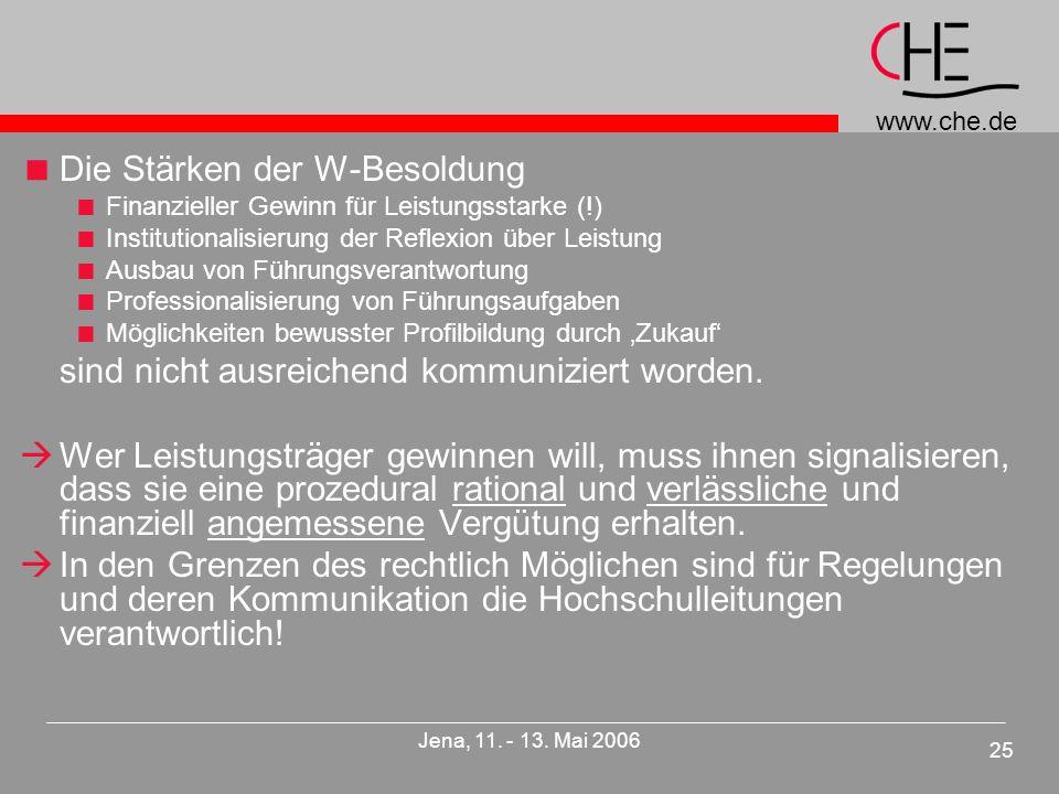 www.che.de 25 Jena, 11. - 13.