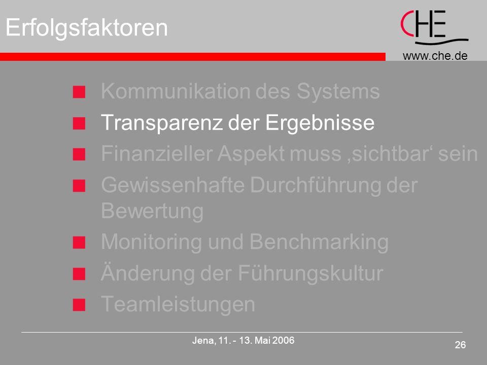 www.che.de 26 Jena, 11. - 13.