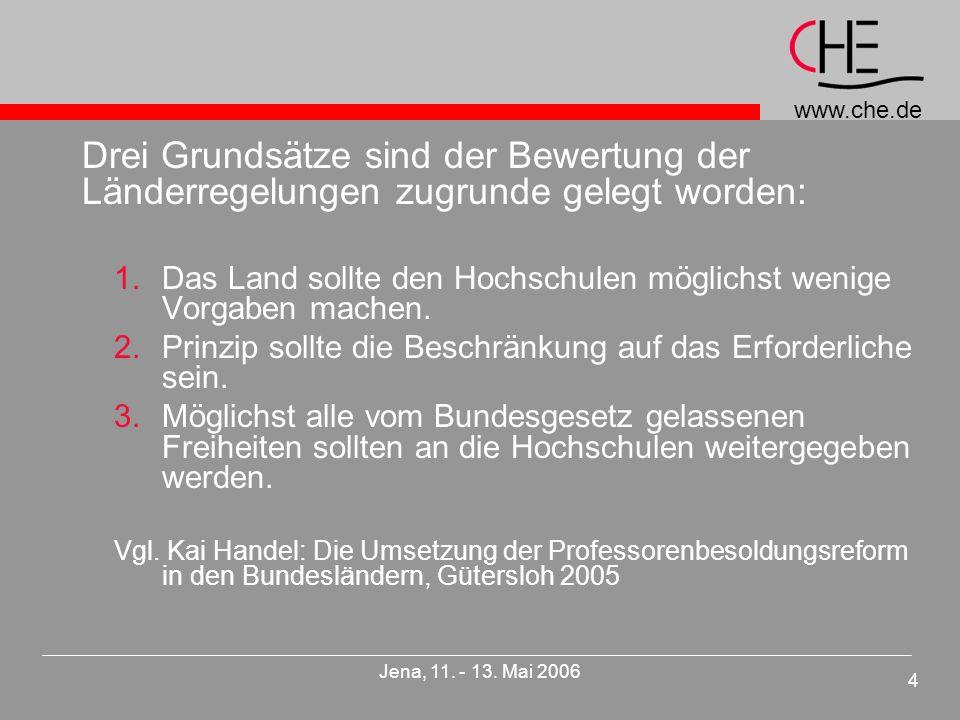 www.che.de 4 Jena, 11. - 13.