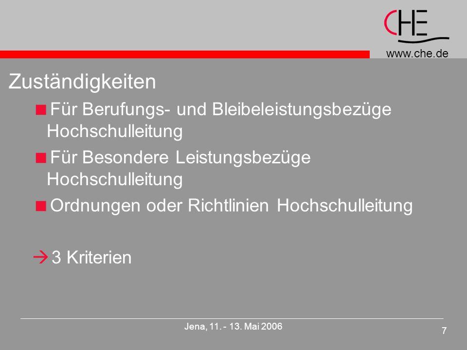 www.che.de 7 Jena, 11. - 13.