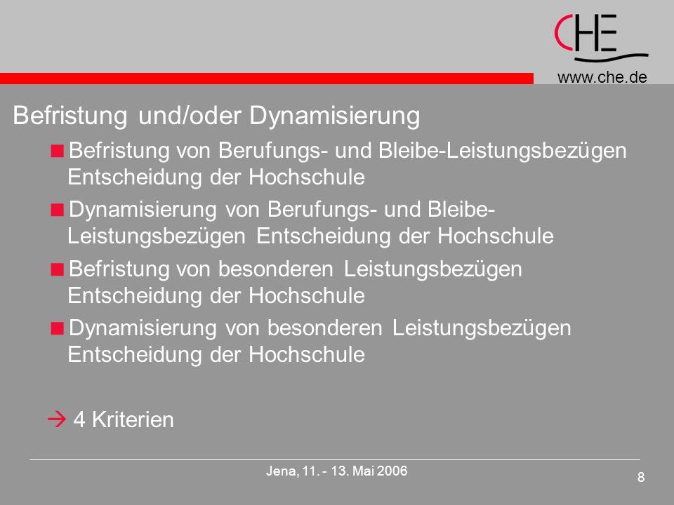 www.che.de 8 Jena, 11. - 13.