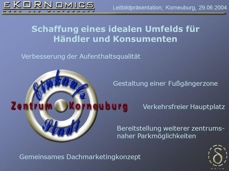 Leitbildpräsentation; Korneuburg, 29.06.2004 Veranstaltungszentrum und Schifffahrtsmuseum
