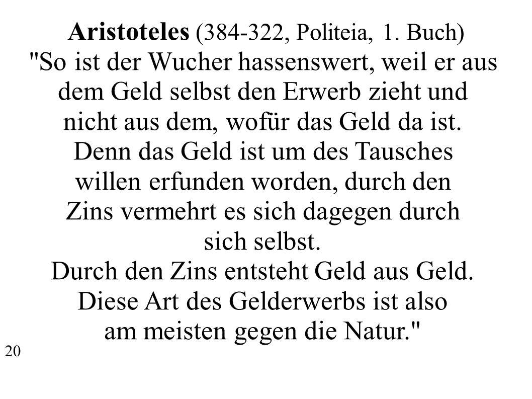 Aristoteles (384-322, Politeia, 1.