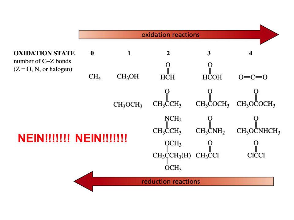 NAD + oxidiert Ethanol durch Aufnahme eines Hydridions