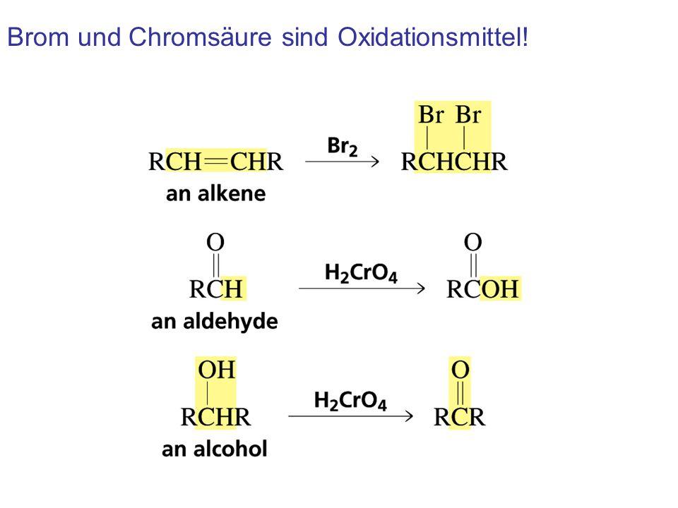Mechanismus: Cycloaddition im ersten Schritt Das primäre Ozonid ist instabil (2 O-O Bindungen) Sekundäre Ozonid ist stabil Prim.