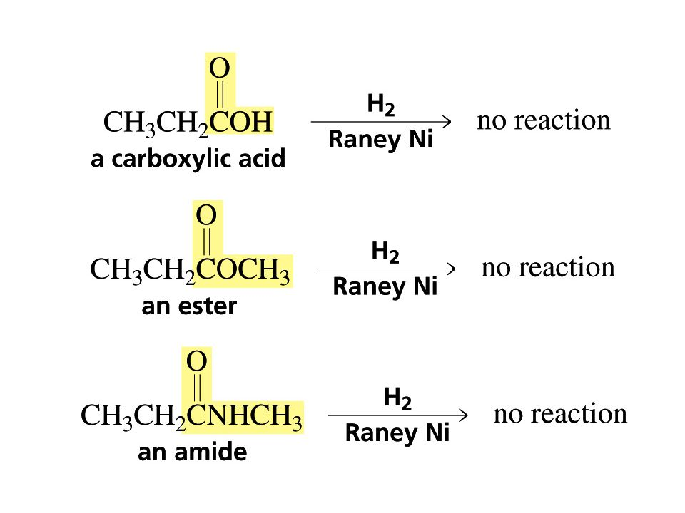 Reduktionen mit Hydriden