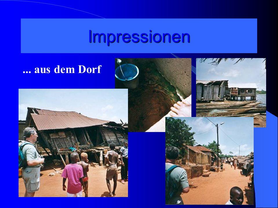 Impressionen... aus dem Dorf