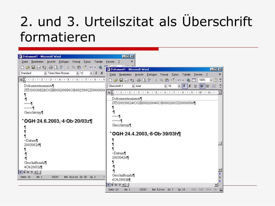 "Am Anfang ""Inhaltsverzeichnis schreiben Strg + Pos 1 (Cursor springt an den Anfang des Dokuments) ""Inhaltsverzeichnis schrieben und einen leeren Absatz anfügen (enter)"