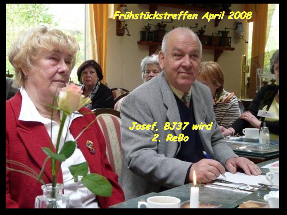 Frühstückstreffen im März 2008 Mit Dombesichtigung