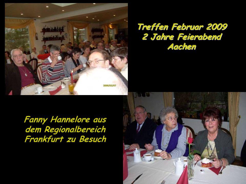 Treffen Dezember 2008 47 Teilnehmer waren anwesend und warteten auf das Wichteln