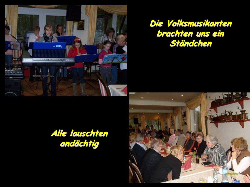 Treffen Februar 2009 2 Jahre Feierabend Aachen Fanny Hannelore aus dem Regionalbereich Frankfurt zu Besuch