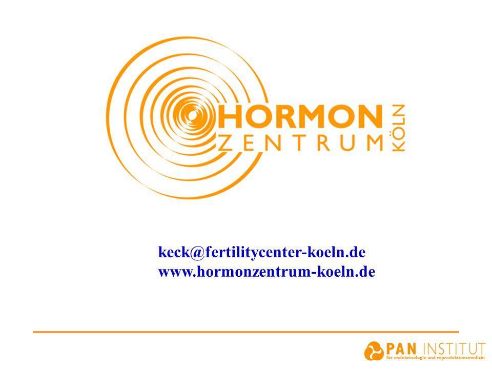 keck@fertilitycenter-koeln.de www.hormonzentrum-koeln.de
