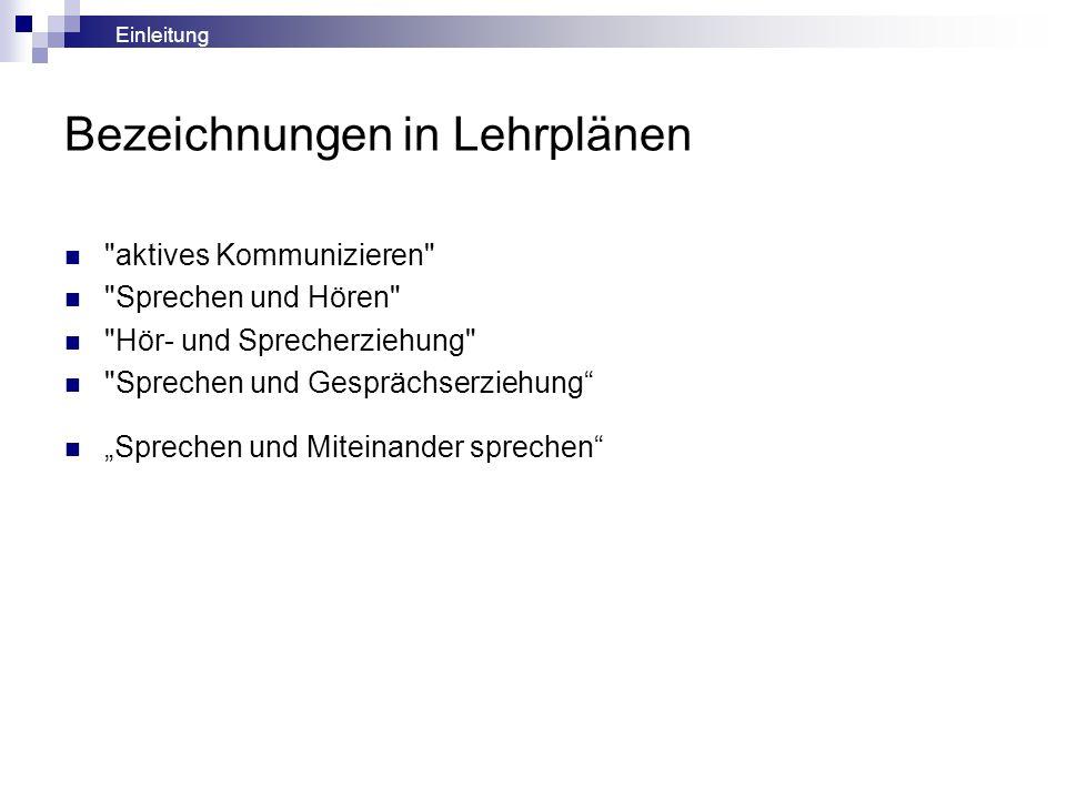 Literarische Gespräche (nach Härle/Steinbrenner 2004, S.