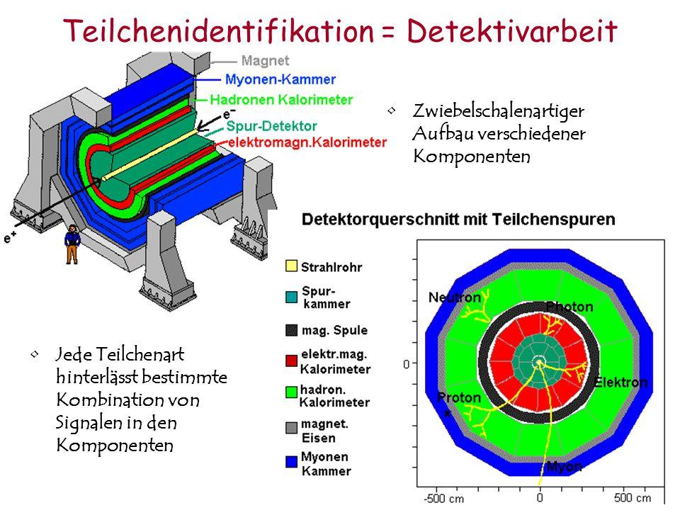 170 Universitäten und Institute aus 35 Ländern Größenvergleich Ab 2006: ATLAS Experiment, CERN