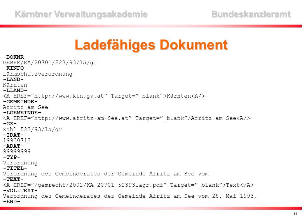 11 Kärntner Verwaltungsakademie Bundeskanzleramt Ladefähiges Dokument -DOKNR- GEMRE/KA/20701/523/93/la/gr -KINFO- Lärmschutzverordnung -LAND- Kärnten -LLAND- Kärnten -GEMEINDE- Afritz am See -LGEMEINDE- Afritz am See -GZ- Zahl 523/93/la/gr -IDAT- 19930713 -ADAT- 99999999 -TYP- Verordnung -TITEL- Verordnung des Gemeinderates der Gemeinde Afritz am See vom -TEXT- Text -VOLLTEXT- Verordnung des Gemeinderates der Gemeinde Afritz am See vom 28.