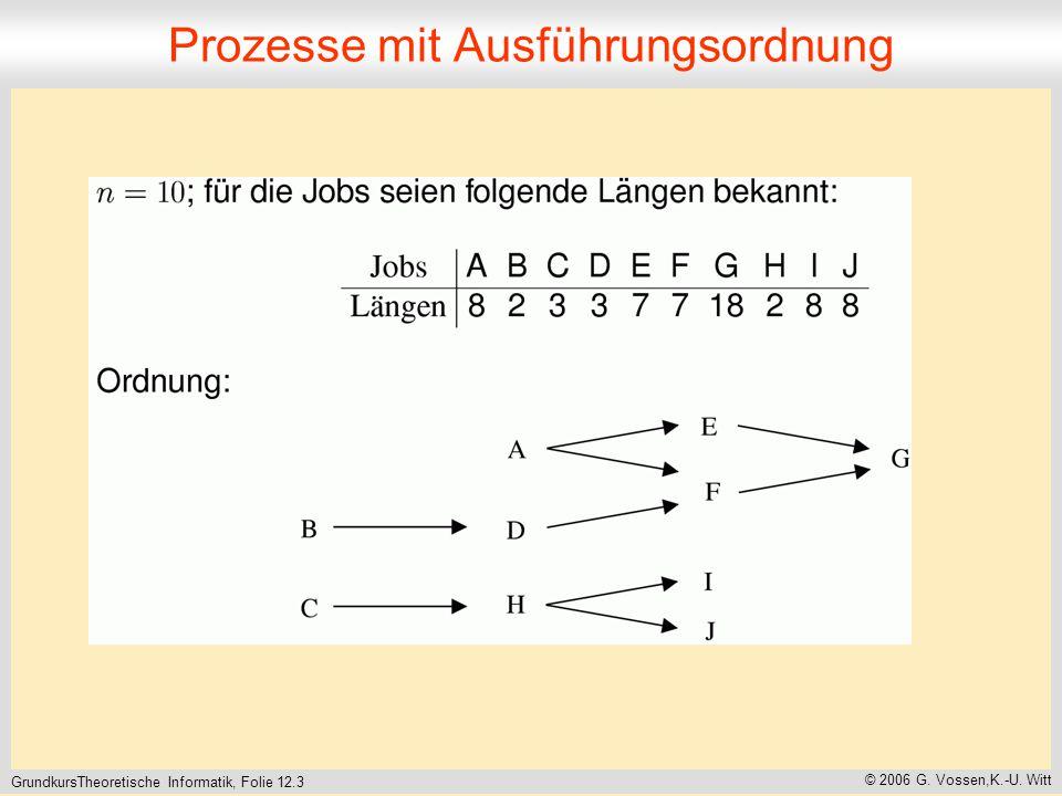 GrundkursTheoretische Informatik, Folie 12.3 © 2006 G.
