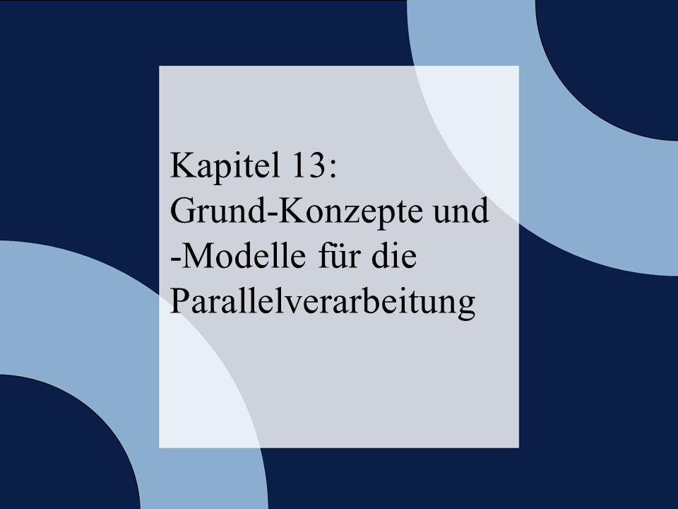 Rechneraufbau & Rechnerstrukturen, Folie 13.2 © 2006 W.