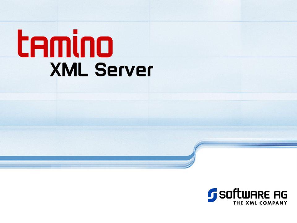 2Harald Schöning 8.5.2003 Agenda Architekturüberblick Der XML-Datenbankserver Tamino X-Node Tamino X-Tension XML-Anbindung anderer Formate Schnittstellen WebDAV-Server Werkzeuge