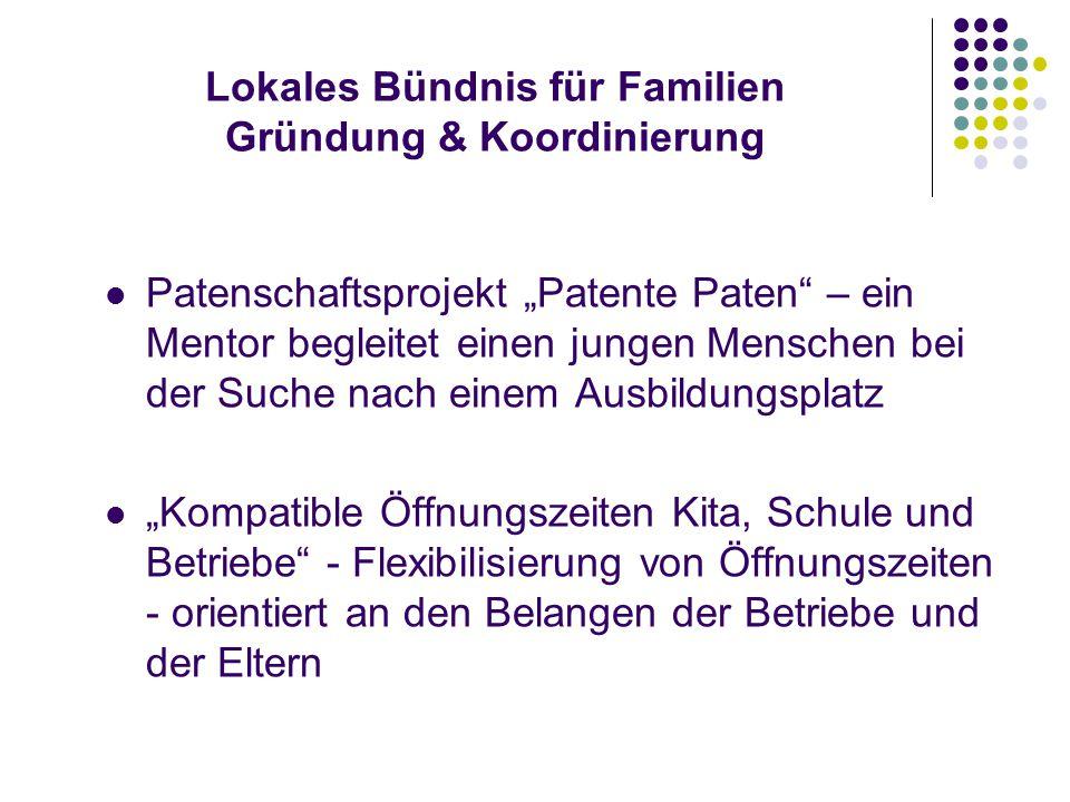 Wohnungslose Menschen Ausbau der der Angebote im Landkreis z.B.