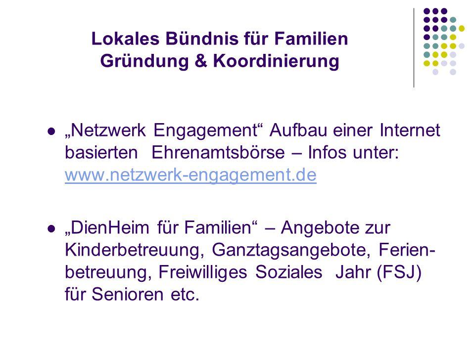 Kampagne Mittendrin Älter werden im Landkreis Mainz – Bingen Transparenz und Informationen über die vorhandenen Angebote schaffen z.