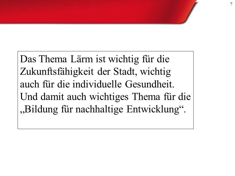 Renate Uhlig-Lange Behörde für Stadtentwicklung und Umwelt 28. November 2007