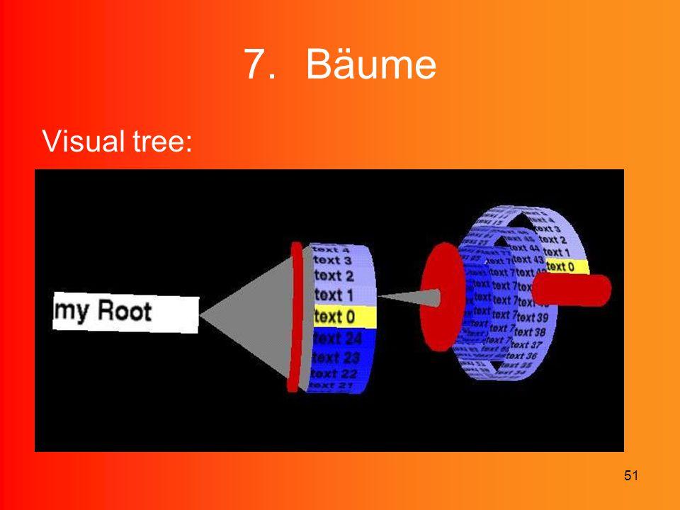 51 7.Bäume Visual tree: