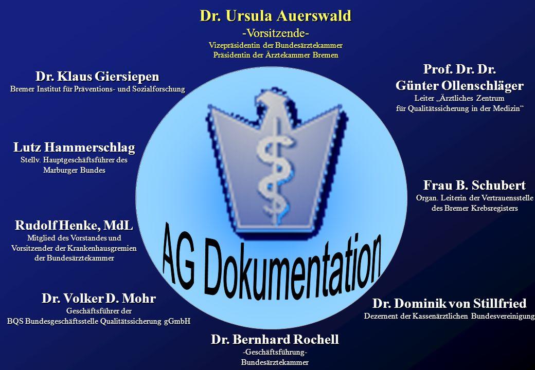 keine genaue Angabe zu: keine Angabe zu: Brustkrebsdokumentation in Brandenburg Doppeldokumentation = Informationsgewinn.