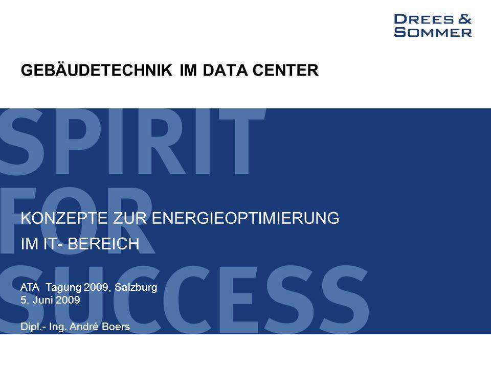 Datentechnik Stromversorgung EDV 1 - 3 Löschtechnik Kälte DATENTECHNIK AN DER DECKE