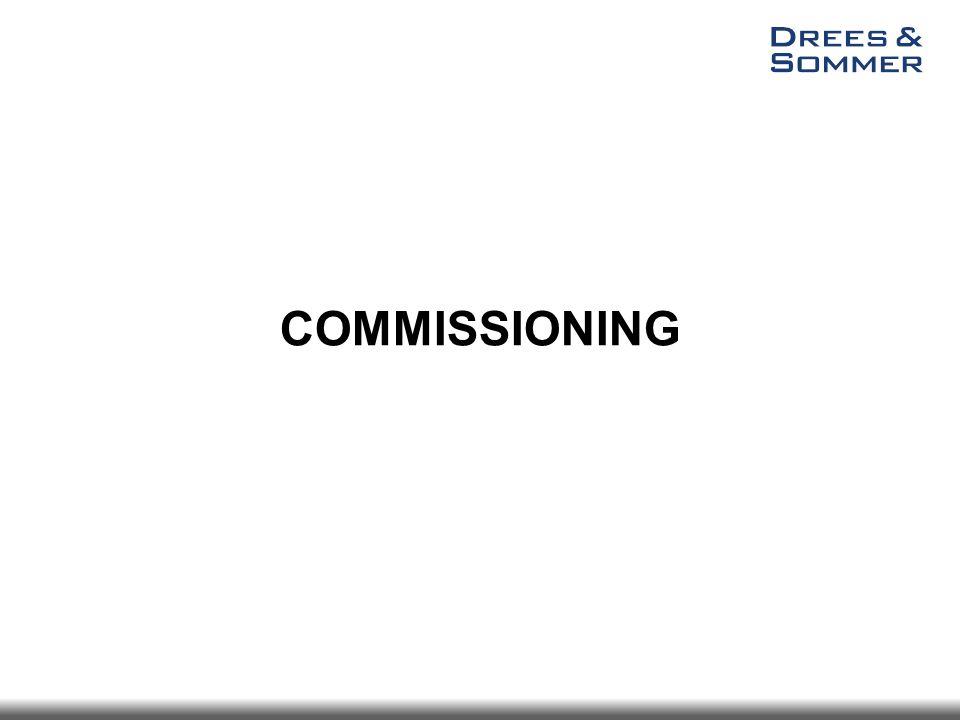 COMMISSIONING