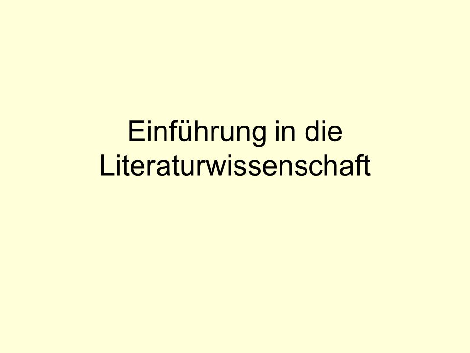 Šklovskij: »Die Kunst als Verfahren« (1916) Grundirrtum 2: Eingängigkeit »Der Gedanke von der Ökonomie der Kräfte [...] ist möglicherweise richtig in einem Sonderfall der Sprache, nämlich bei der Anwendung auf die ›praktische‹ Sprache.