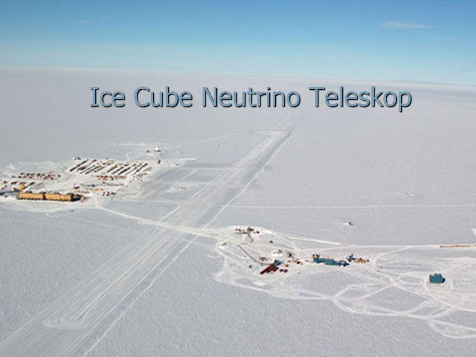 Ice Cube Neutrino Teleskop