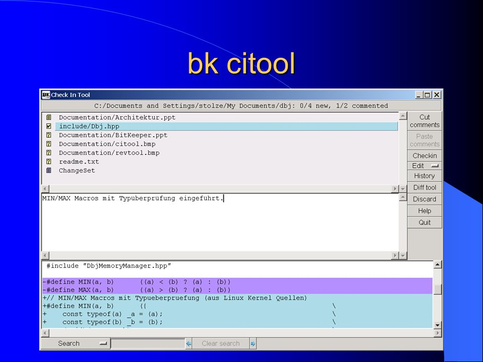8 bk citool