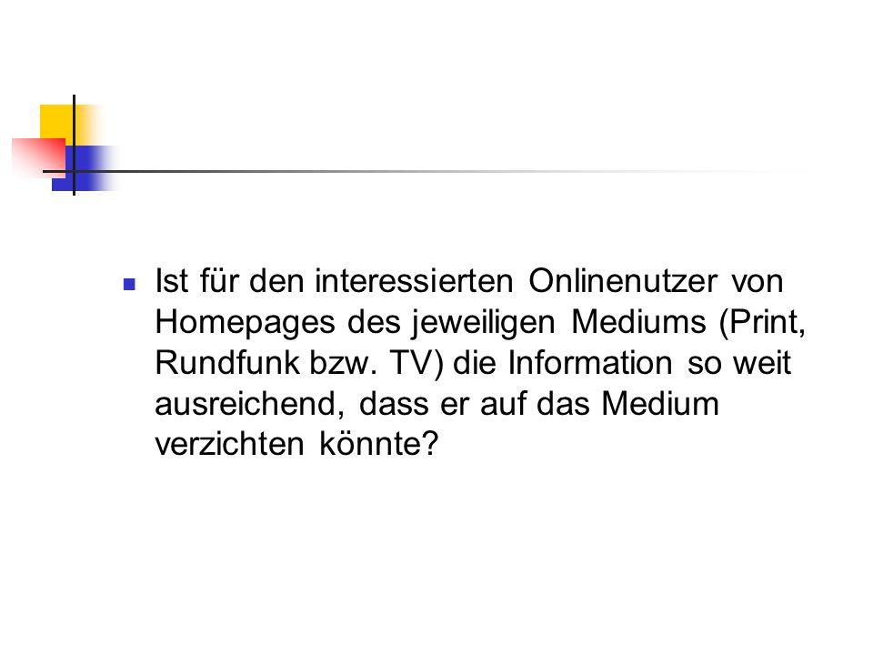 Salzburg TV Homepage Aufbau Horizontal: - oben allgemeine Informationen - Sparten über Inhalt, mit Auswahl zu einzelnen Themen, die vertikal ausgerichtet sind.