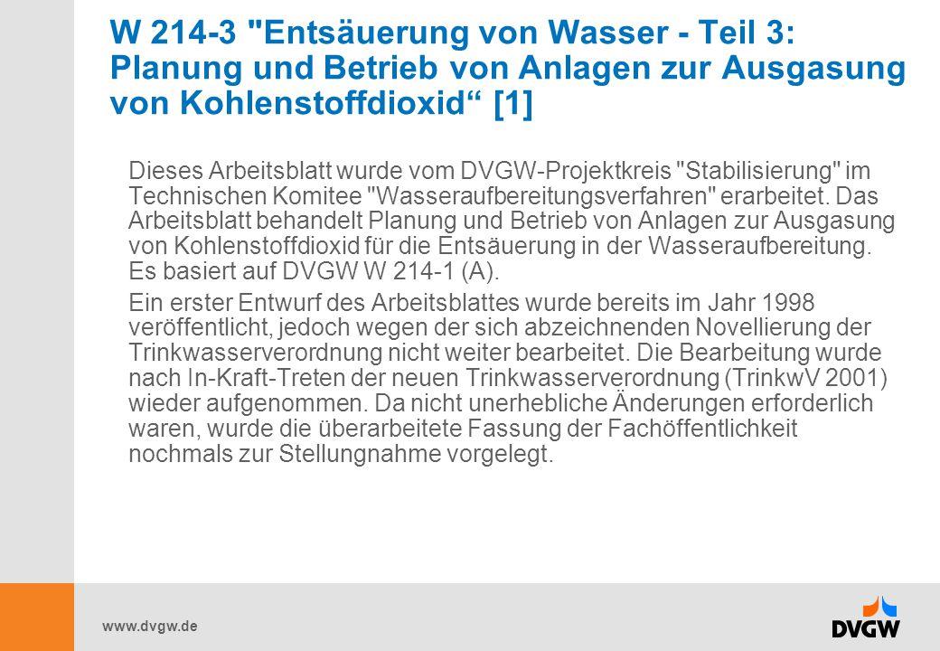 www.dvgw.de W 214-3