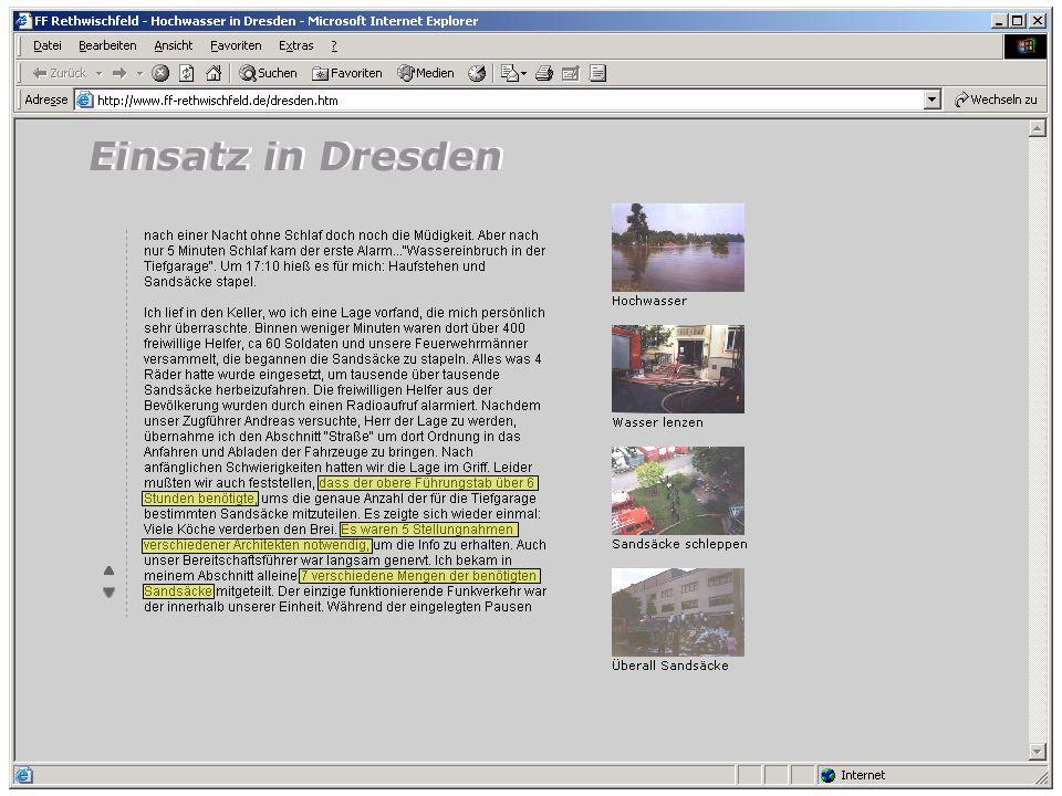 Wissensmanagement SS 2006 Informationslogistik - 11 Worzyk FH Anhalt