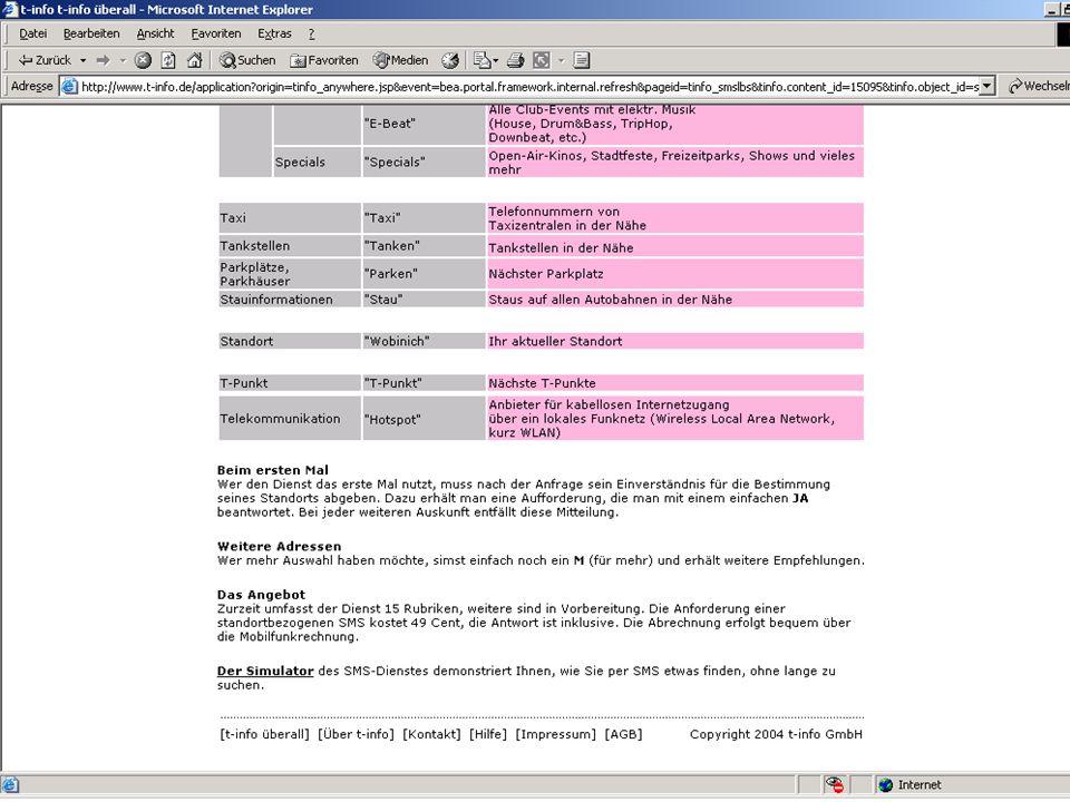 Wissensmanagement SS 2006 Informationslogistik - 36 Worzyk FH Anhalt