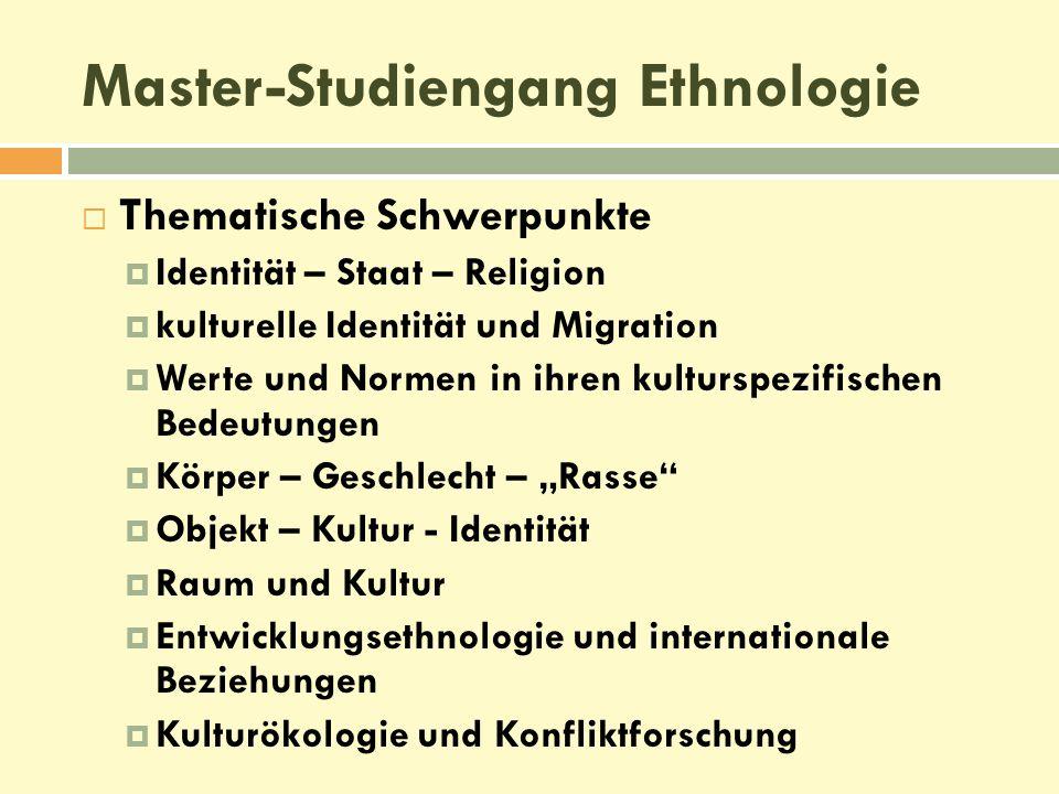  Thematische Schwerpunkte  Identität – Staat – Religion  kulturelle Identität und Migration  Werte und Normen in ihren kulturspezifischen Bedeutun