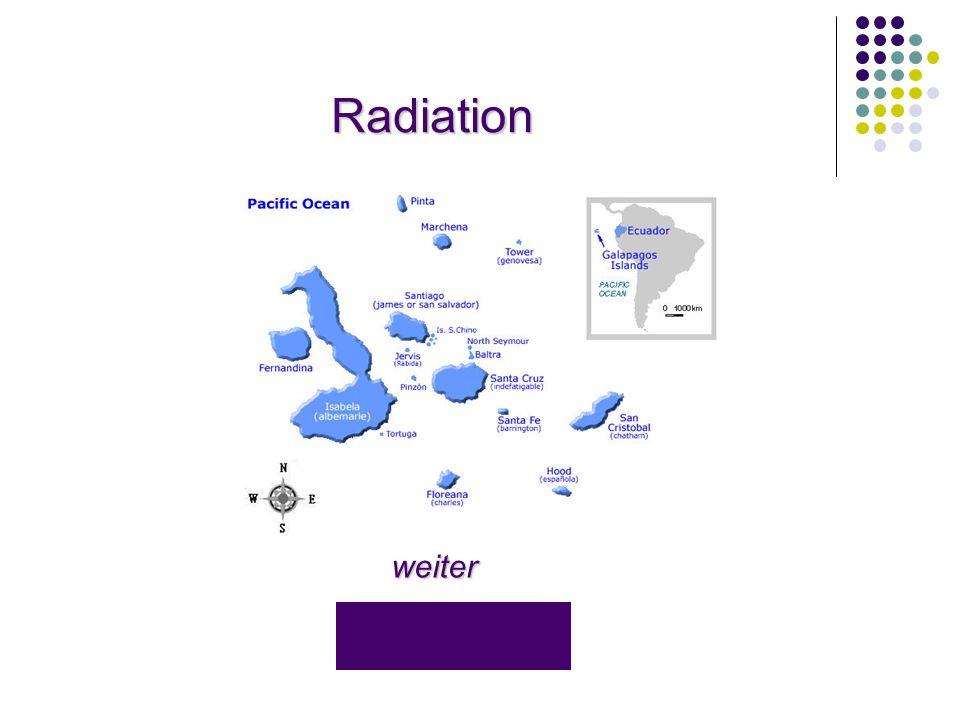 Radiation weiter
