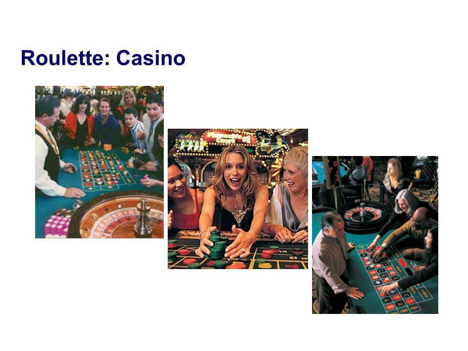 Roulette: Casino