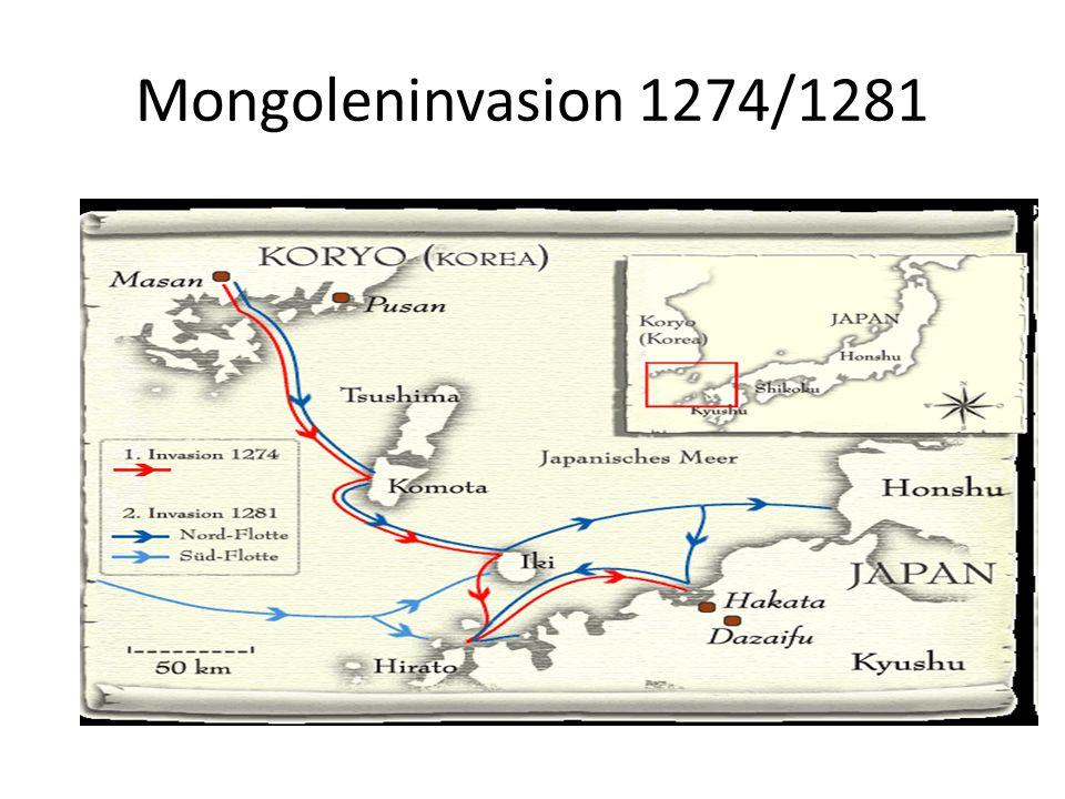 Mongoleninvasion 1274/1281