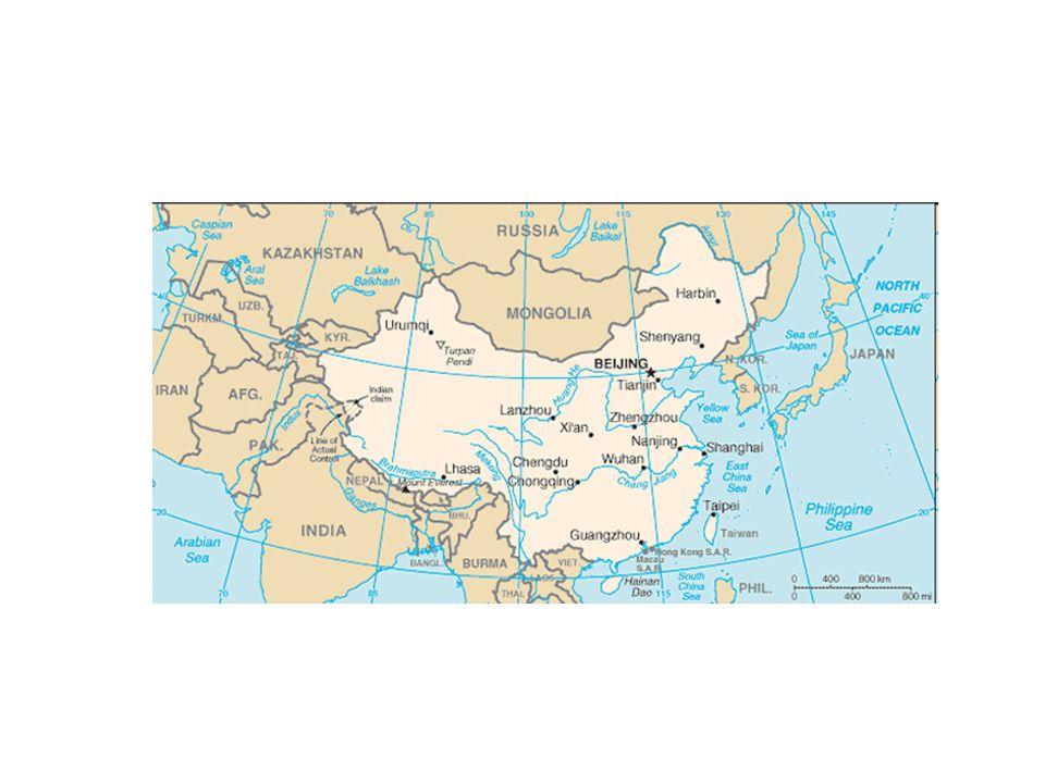"""Sengoku-Periode Interregnum: sengoku (1477-1600) Autonomiebestrebungen lokaler Fürsten Beendigung des """"Bürgerkrieges und anschließende Reichseinigung durch Oda Nobunaga, Toyotomi Hideyoshi und Tokugawa Ieyasu Ab 1600: bakuhan (bis 1867) – zentralisierter Feudalismus Außenpolitische Neupositionierung – Orientierung weg von China, offensive Außenpolitik in SOA, Anstieg der Kontakte zu Europäern Rezentralisierung Edo-Periode: Regierungskoalition der daimyo unter der Führung der Tokugawa - neue territoriale und administrative Kontrolle"""