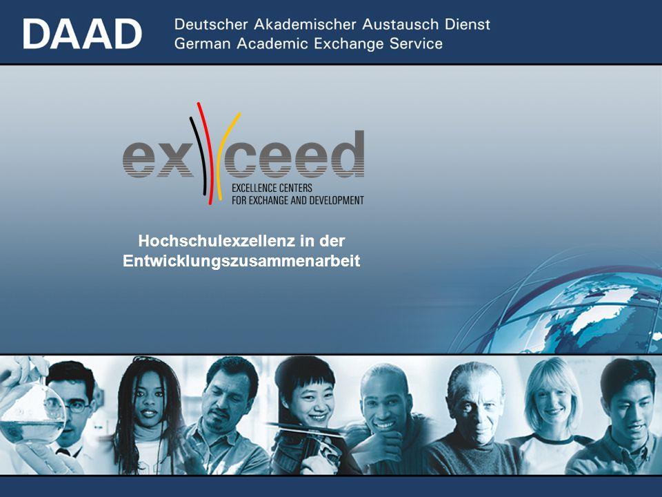Hochschulexzellenz in der Entwicklungszusammenarbeit