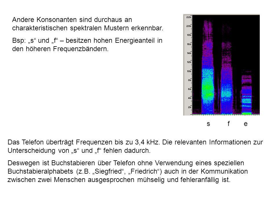 Wie geht ein Spracherkennungssystem vor um Muster zu erkennen.