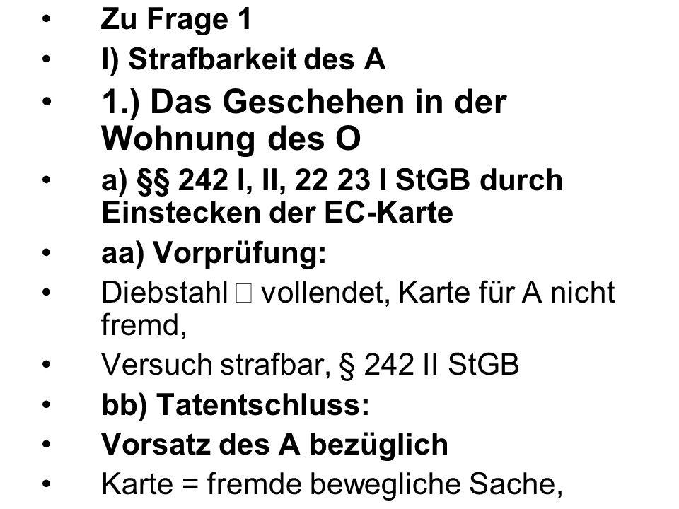 (BGH StV 1991, 349, LK-Herdegen § 252 Rdnr.23, a.